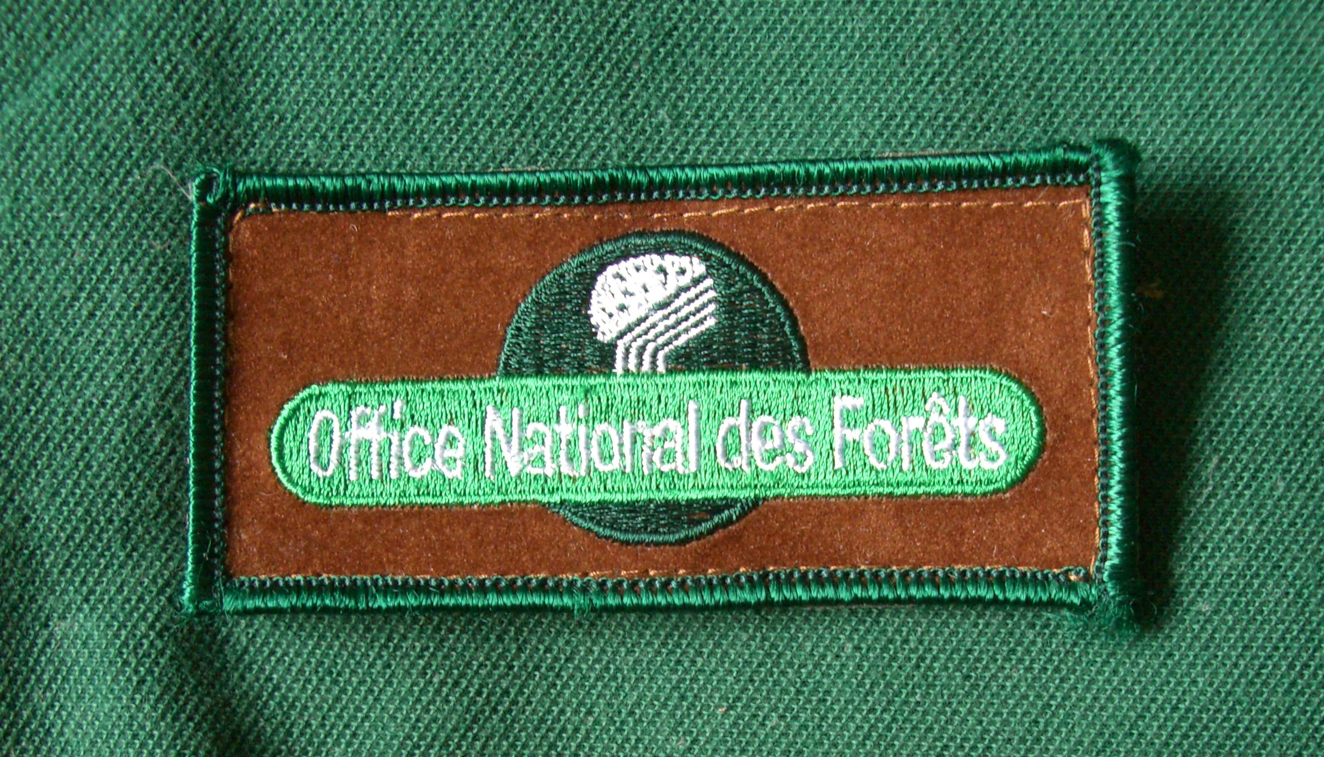 Badge dépaule O.N.F. IX 2006